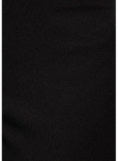 Mavi Slim Fit Çıtçıtlı Pantolon Siyah